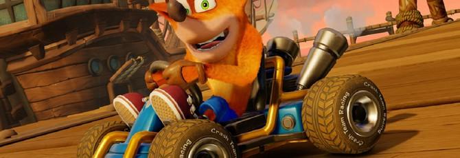 Сумасшедшие гонки в релизном трейлере Crash Team Racing Nitro-Fueled
