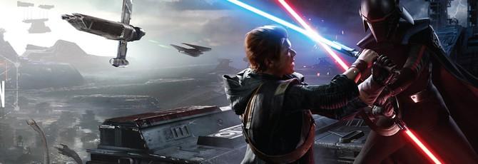 Star Wars Jedi: Fallen Order стала темой июльского номера Game Informer