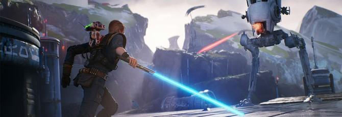 Боевая система Star Wars Jedi: Fallen Order похожа на Sekiro, но с рейтингом для детей