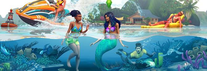 E3 2019: Островная жизнь для The Sims 4 — этим летом