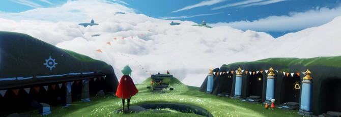 Sky: Children of the Light — новая игра от создателей Journey выйдет в июле
