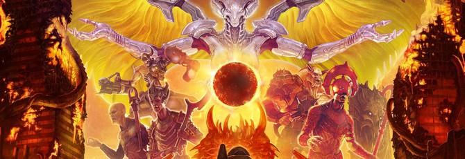 E3 2019: Doom Eternal получит минимум два сюжетных дополнения
