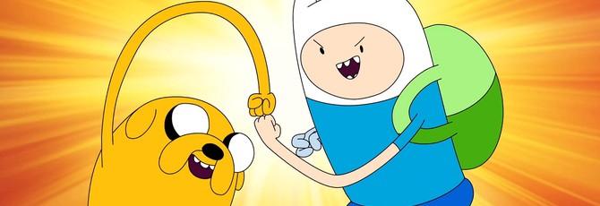 E3 2019: Персонажи Adventure Time появятся в Brawlhalla