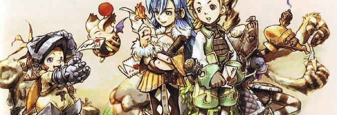 E3 2019: Новый трейлер обновленной версии Final Fantasy Crystal Chronicles