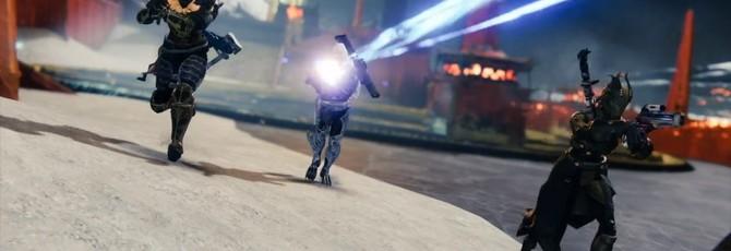 В ближайшем будущем Bungie будет сосредоточена на Destiny 2