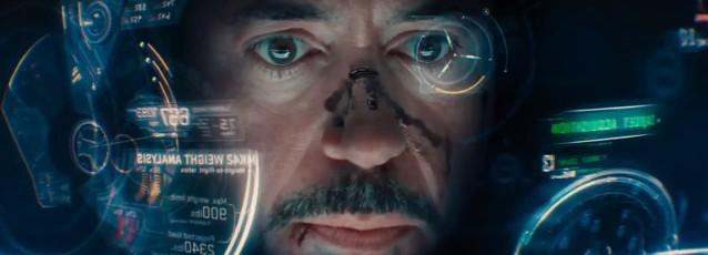Полноценный трейлер Iron Man 3