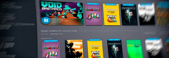 """Подробности редизайна библиотеки Steam, бета стартует """"через несколько недель"""""""