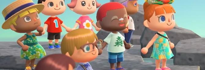 E3 2019: Новый трейлер Animal Crossing для Switch, игра перенесена во избежание кранчей