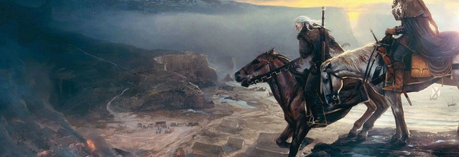 """The Witcher 3: Wild Hunt будет """"next gen"""" RPG с открытым миром"""