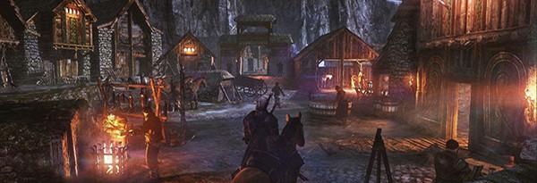 Первые скриншоты Witcher 3: Wild Hunt