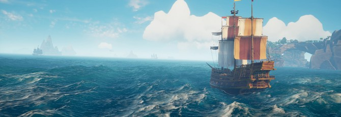 Крупное обновление Sea of Thieves привлекло в игру два миллиона человек