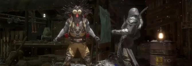 Апдейт Mortal Kombat 11 снял цензуру с бруталити Кабала
