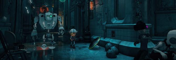 """Новый трейлер квеста Encodya, вдохновленного студией Ghibli, Monkey Island и """"Бегущим по лезвию"""""""
