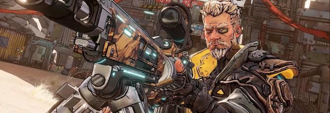 Сражение с боссом в новом геймплее Borderlands 3 с E3 2019