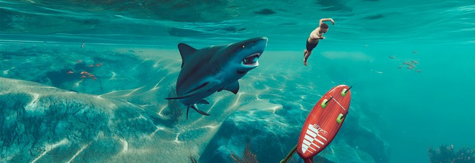 E3 2019: Три минуты геймплея симулятора акулы Maneater
