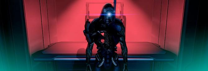 Для Mass Effect 2 вышел мод, позволяющий играть от первого лица