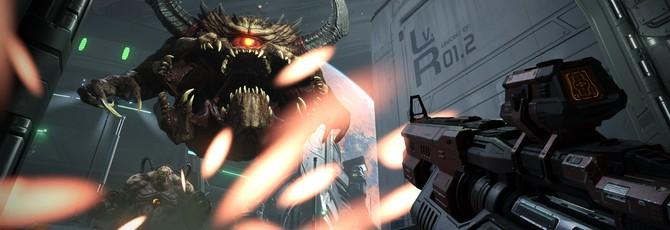 """id Software: """"Doom без крутого мультиплеера — неправильный Doom"""""""
