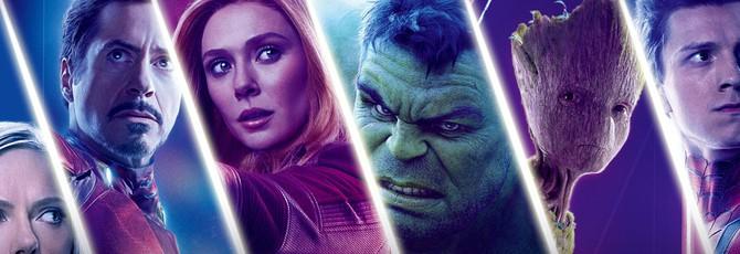 """Фильм """"Мстители: Финал"""" вернётся в кинотеатры для повторного проката с дополнительными сценами"""