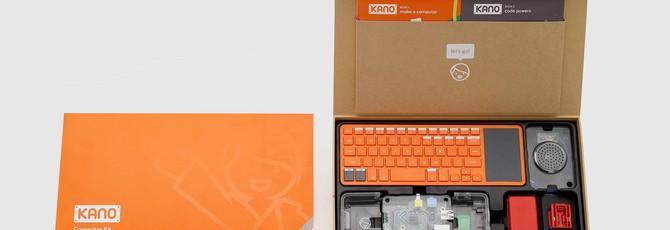 Microsoft и стартап Kano научат детей собирать ноутбуки