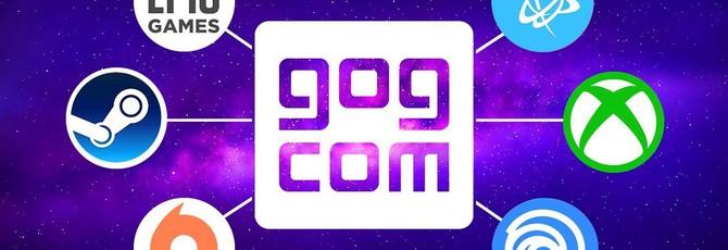 Стартовала ЗБТ GOG Galaxy 2.0