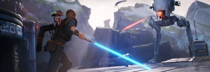 Гейм-директор Jedi Fallen Order: Не знаю, почему всем не плевать на движок игры