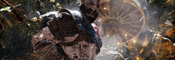 Фенрир и приближающийся Рагнарок на фанатских концептах сиквела God of War