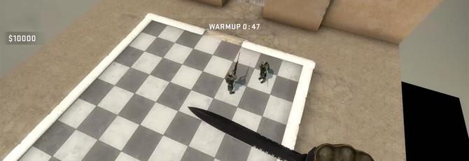 Фанаты CS:GO создают собственную версию Auto Chess