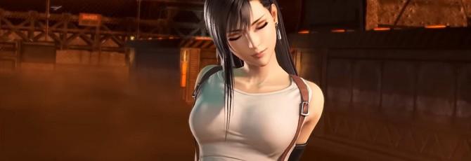 Тифа Локхарт появится в Dissidia Final Fantasy NT