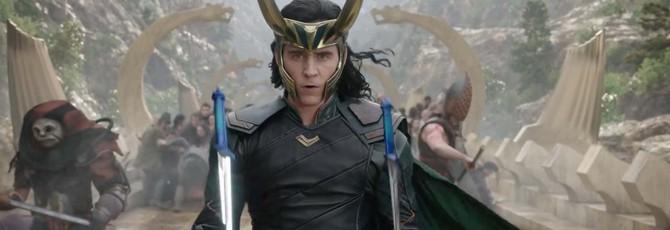 """Том Хиддлстон: """"Локи"""" станет новой отправной точкой для персонажа"""