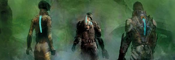 Художник Dead Space считает, что игры – это новая мифология
