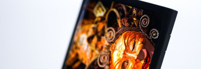 Oppo показала первый в мире смартфон с камерой под дисплеем