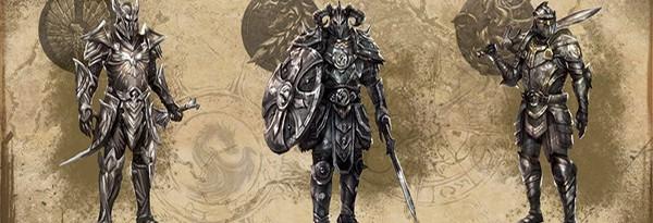 "Концепты брони The Elder Scrolls Online за 1 миллион ""лайков"""