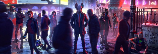 В Watch Dogs Legion будет неограниченное количество NPC для вербовки