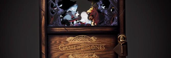 """HBO выпустит коллекционный набор со всеми сезонами """"Игры престолов"""""""