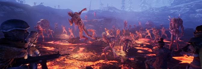 Выживание и борьба с пришельцами в альфа-геймплее Scavengers
