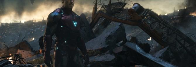 """Хронометраж фильмов Marvel и фраза Тони Старка из """"Финала"""" — это совпадение"""