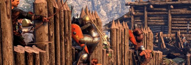 Стартовал закрытый бета-тест мультиплеера Mount and Blade 2: Bannerlord