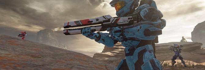 Началась закрытая бета Halo Reach на PC