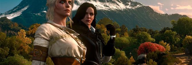 Моддер обновит более 1000 текстур The Witcher 3