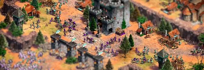 Более миллиона человек играет в Age of Empires ежемесячно