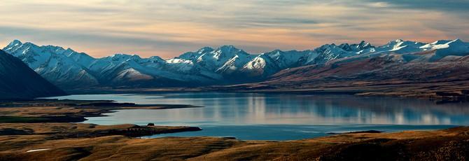 Сериал Amazon по Толкину будут снимать в Новой Зеландии