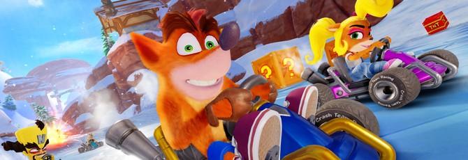 Анонсирован первый сезон дополнительного контента для Crash Team Racing Nitro-Fueled