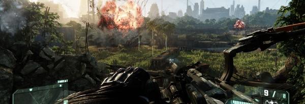 У CryTek большие планы относительно DLC для Crysis 3