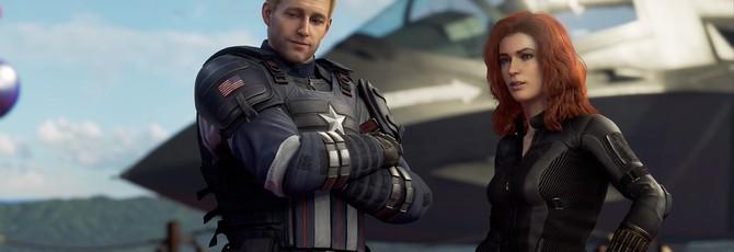 Президент Square Enix надеется, что Marvel's Avengers обойдет Marvel's Spider-Man