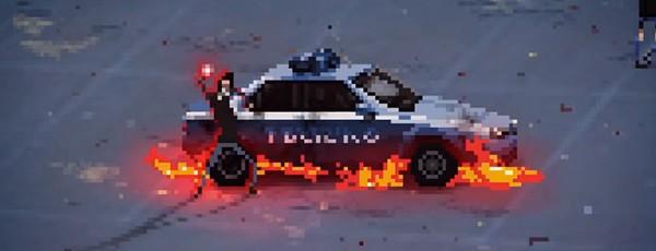 Riot - 8bit'ный симулятор массовых беспорядков