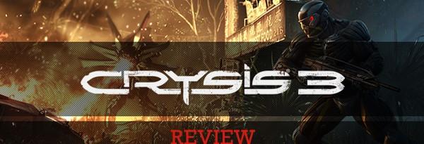 Обзоры Crysis 3: Средняя игра, которую продадут скриншоты