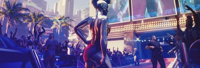 CD Projekt опровергла работу над тремя играми во вселенной Cyberpunk