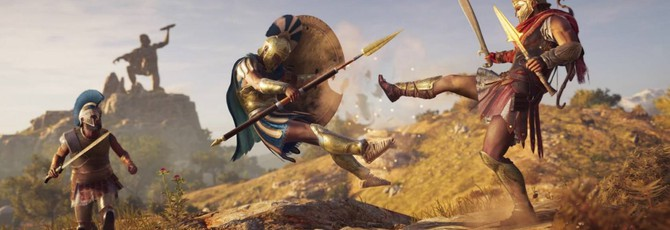 Финальный эпизод Assassin's Creed Odyssey — The Fate of Atlantis выйдет в июле