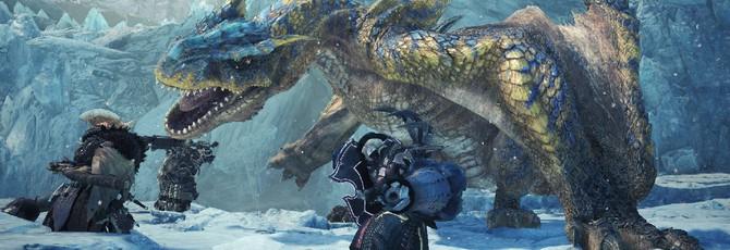 Около половины истории дополнения Iceborne для Monster Hunter: World происходит на старом континенте