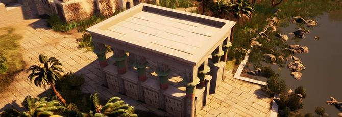 Первый трейлер градостроительного симулятора Builders Of Egypt